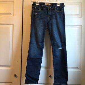 Hollister Dark Wash skinny jean